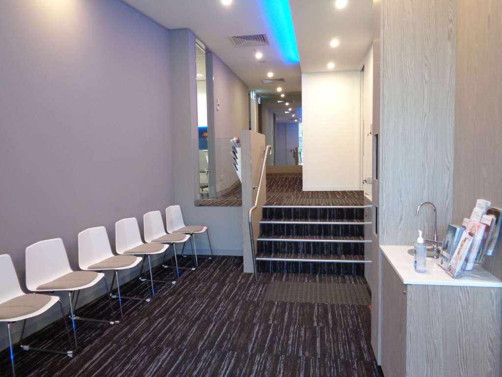 Melbourne Hand Surgery Waiting Room, 549 Bridge Road Richmond Victoria
